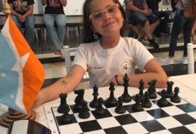 Clara Romero ganó en su categoría el torneo abierto de ajedrez en Brasil