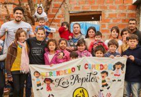 """La """"Peque"""" Pareto releva la llama solidaria de Toledo"""