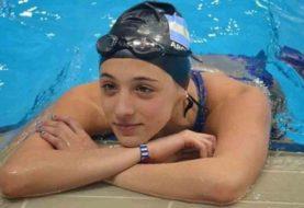 El aliento de Delfina Pignatiello a los atletas