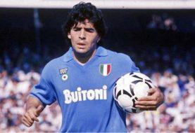 Subasta de una camiseta de Maradona para la lucha contra el coronavirus