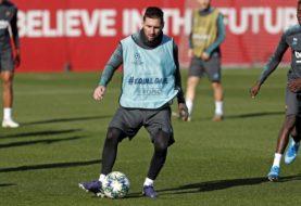 Messi vuelve a la Ciudad Deportiva de Barcelona para someterse a exámenes