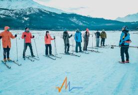 Capacitación en Esquí de Fondo al personal de Deportes Provincial