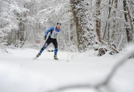 La Escuela Provincial de Esquí en la Marchablanca