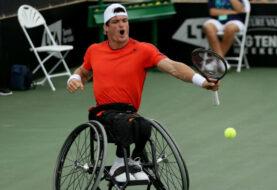 Gustavo Fernández se metió en las semifinales del US Open