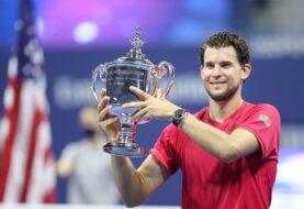 Thiem le ganó a Zverev y es campeón del US Open
