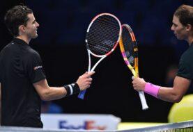 Nadal perdió ante Dominic Thiem