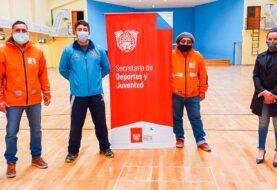 Actividades recreativas y deportivas de verano para personas con discapacidad y adultos mayores en Tolhuin