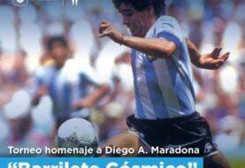 Torneo homenaje a Diego Armando Maradona