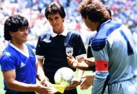 Proponen un triangular en honor a  Maradona