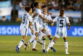 Carlos Borrello dio la lista para la She Believes Cup