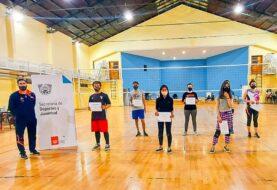 Se disputó el Torneo Mixto de Vóley en Tohuin