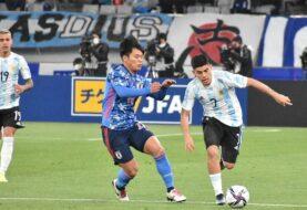 Argentina venció a Japón en su primer ensayo para Tokio 2020