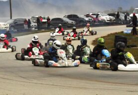 Segunda fecha del Campeonato Provincial de Karting en Río Grande