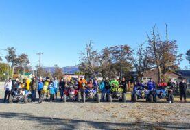 El municipio acompaña a los corredores y corredoras Tolhuinenses en una nueva vuelta a la Tierra del Fuego
