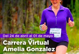 Carrera virtual Amelia González