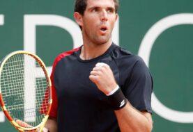Delbonis ganó y jugará ante Nadal en Montecarlo