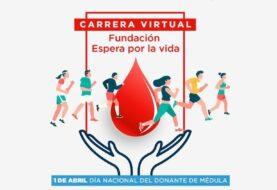 Carrera virtual por la donación de médula ósea