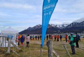 El Instituto Municipal de Deportes realizó la capacitación en rescate en avalanchas