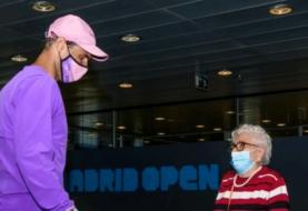 El sueño cumplido de Manuela Navarro de 95 años