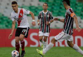 River busca los octavos de final ante Fluminense
