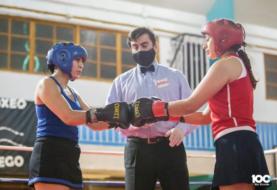 Se concretó el primer festival de boxeo en la provincia desde el 2019