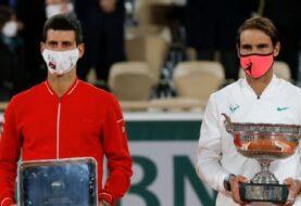 Nadal y Djokovic se enfrentan por el título en Roma