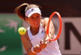 Podoroska ya tiene rival para el debut en París