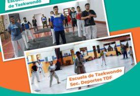 Se realizará el 1er Tope en Tolhuin con escuelas de Taekwondo de la ciudad
