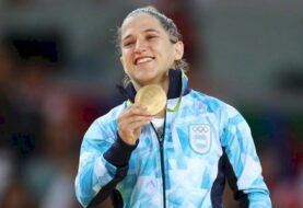 Paula Pareto miembro de la Federación Internacional de Judo