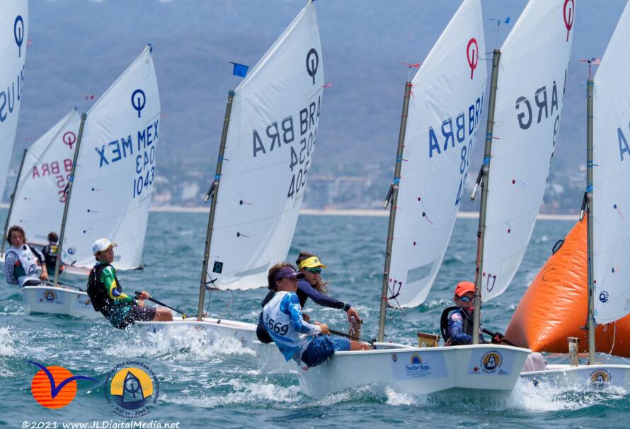 Argentina ganó el Campeonato Norteamericano de Optimist
