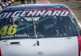 Facundo Di Gennaro vuelve a subirse al Toyota del TopRace Junior