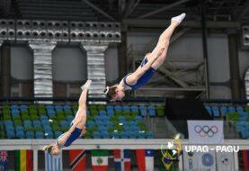 Cuatro medallas en el Panamericano de Gimnasia Rítmica y de Trapolín