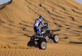 Andújar y Álvarez ganaron el Rally de Kazajistán