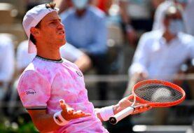 Schwartzman quedó eliminado de Roland Garros