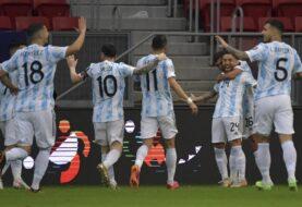 Argentina paso a cuartos de final