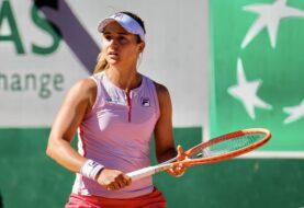 Podoroska se metió en los cuartos de final de dobles