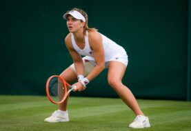 Podoroska ganó en Wimbledon