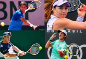 Schwartzman, Delbonis, Bagnis y Podoroska debutan en el Abierto de Wimbledon