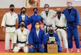 Deportista riograndense participó en el mundial de judo paraolímpico