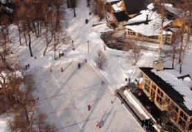 Morada del águila, pista de patinaje y circuito de esquí de fondo abren a partir del sábado 12 de junio