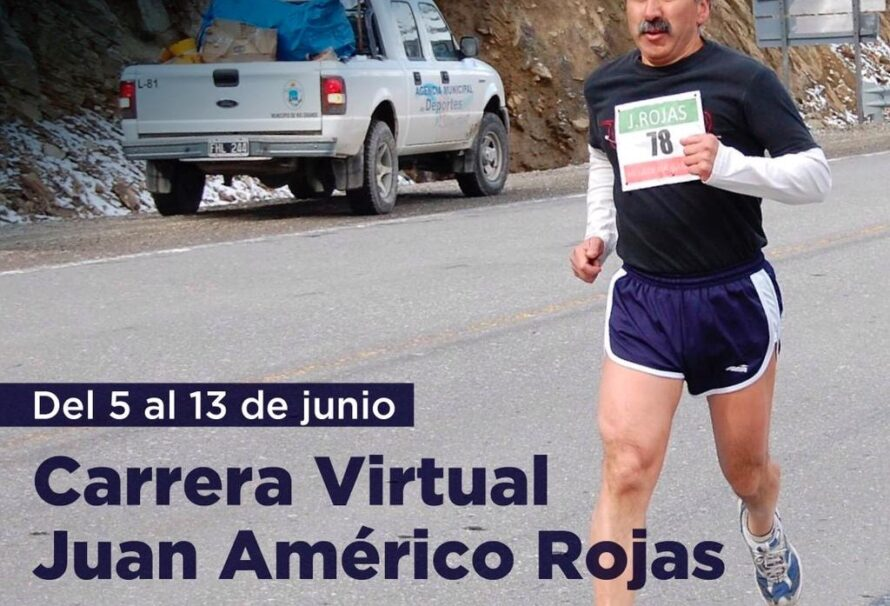 Carrera Virtual Juan Américo Rojas