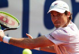 Guido Pella cayó en su debut en Wimbledon