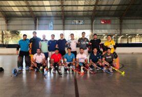 La Selección Argentina de Hockey Pista más cerca del Panamericano de Estados Unidos