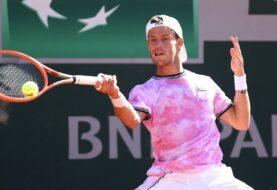 Schwartzman avanzó a tercera ronda en Roland Garros