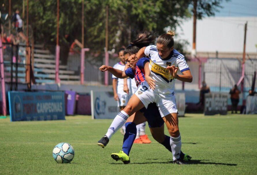 Boca y San Lorenzo definen el campeón