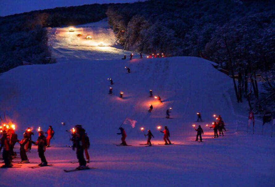 """Tierra del Fuego inauguró formalmente la """"Fiesta del Invierno Fan de la Nieve 2021"""""""
