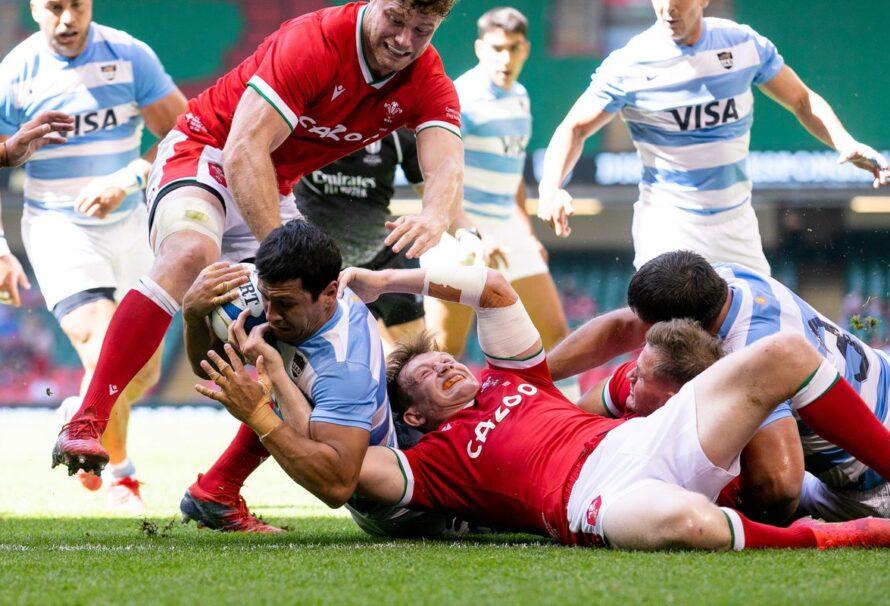 Los Pumas vencieron a Gales 33-11
