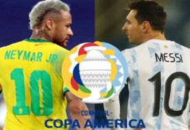 Argentina vs Brasil, final de la Copa América