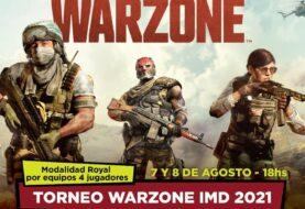 "Torneo ""Warzone IMD 2021"""