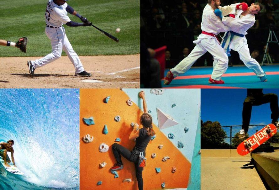 Los nuevos deportes de los Juegos Olímpicos